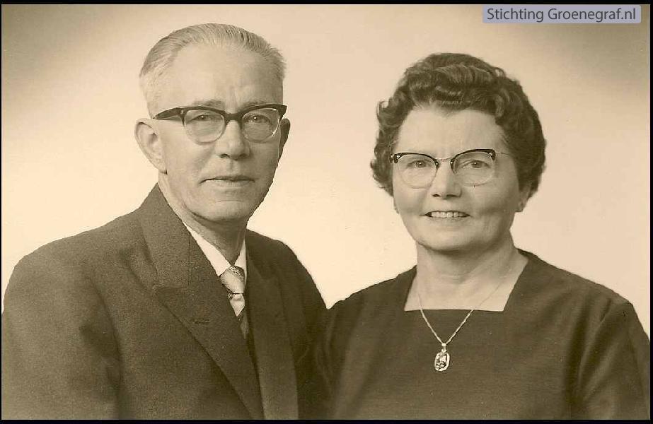 Lolke Nijholt en Johanna Hooghiemstra