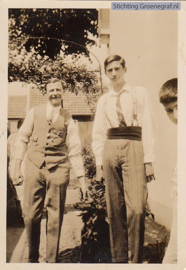 Johannes Hendrik van Dort Sr. en Jr.