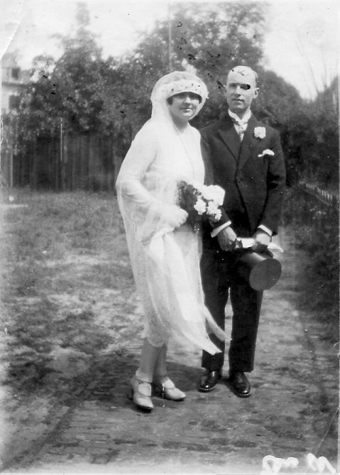 Jeanne Terwee en Derk Jan Walter Velhorst