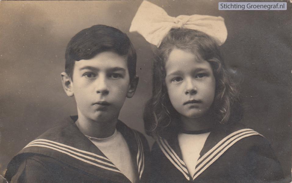Johannes Hendrik van Dort en Wilhelmina Gerda van Dort