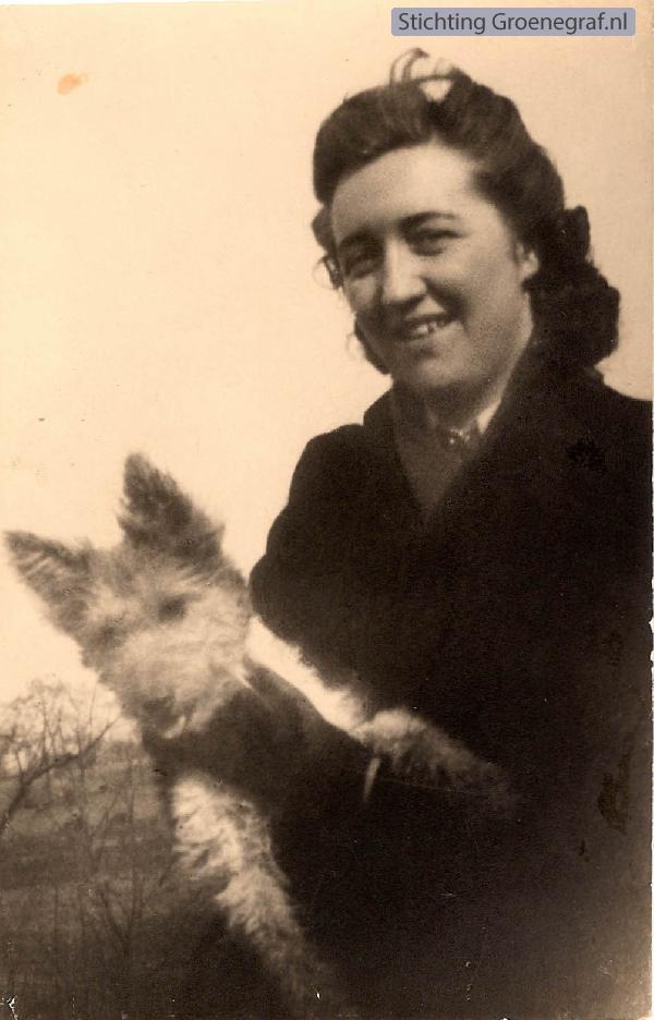 Petronella Maria van den Berg