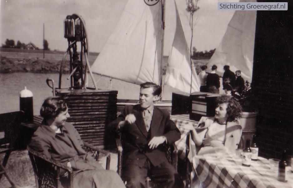 Willy van Lambalgen, Johannes Wilhelmus Nicolaas van Keeken  en Margaretha Maria Broerze
