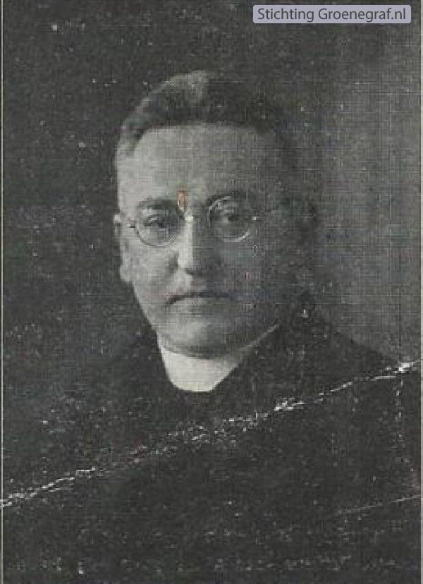 Gradus Wilhelmus Bolder, kapelaan te Baarn