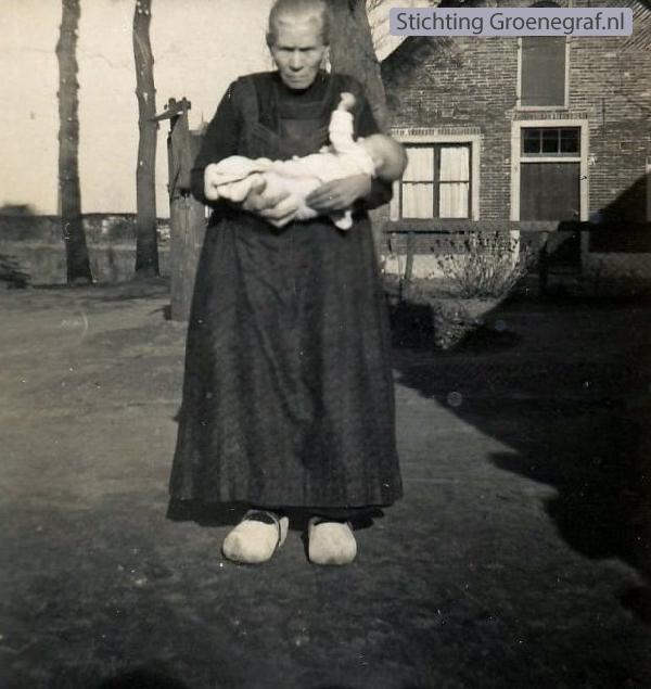 Geertje van Logchem en Willemijntje Zoeten