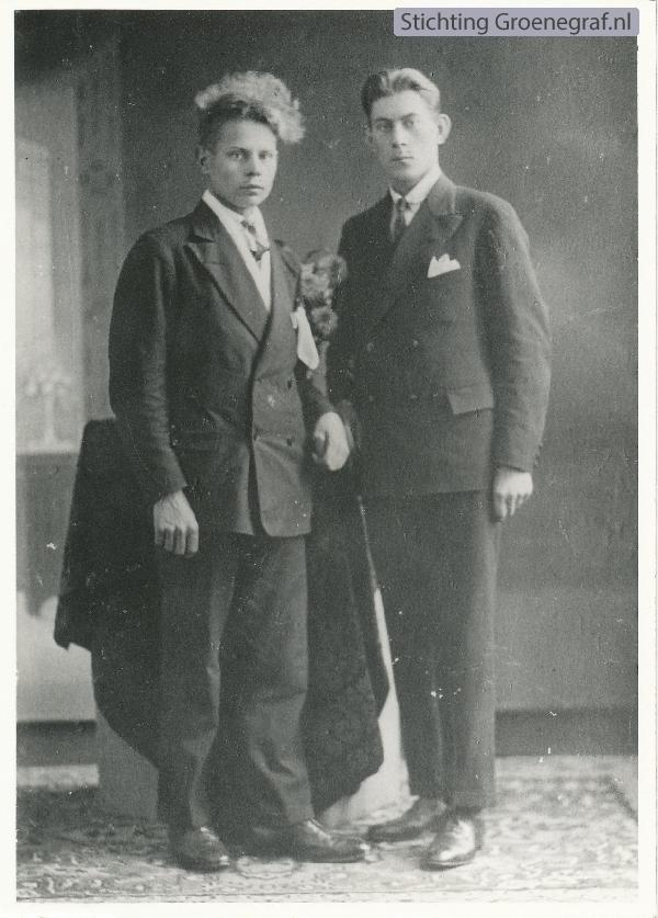 Gerrit Willem Cozijnsen en Hendrik Cozijnsen