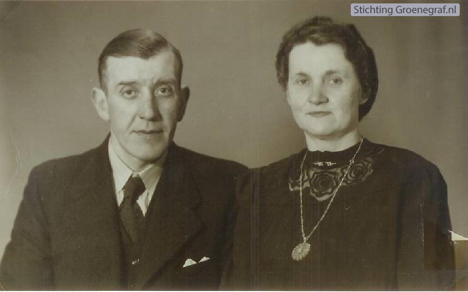 Alexander Radstok en Hedwig Knorrek