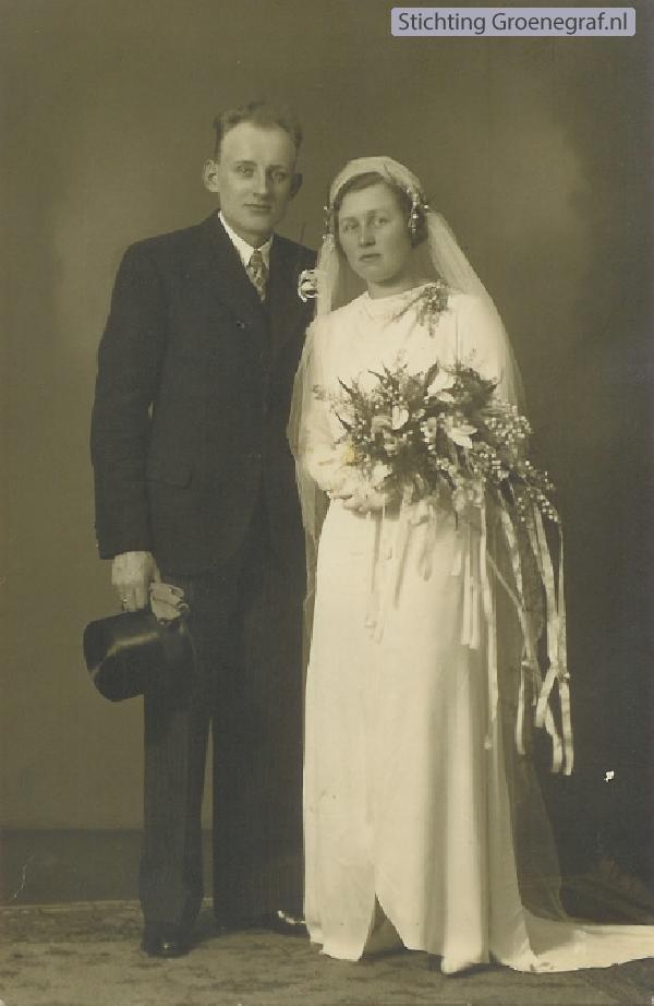 Karel Geijsendorpher en Sara Anna Sieben