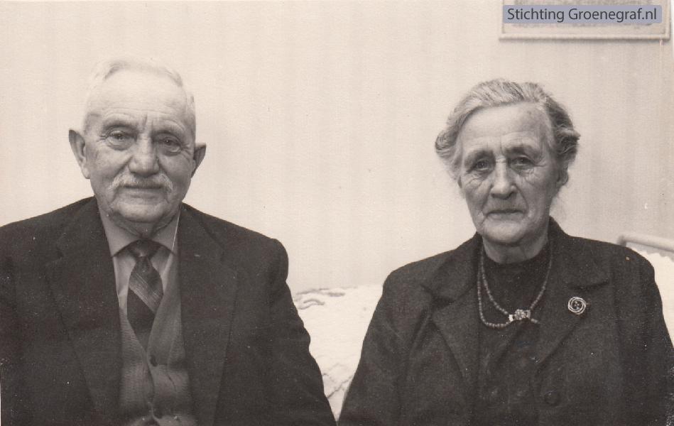 Evert van de Pol en Cornelia Camper