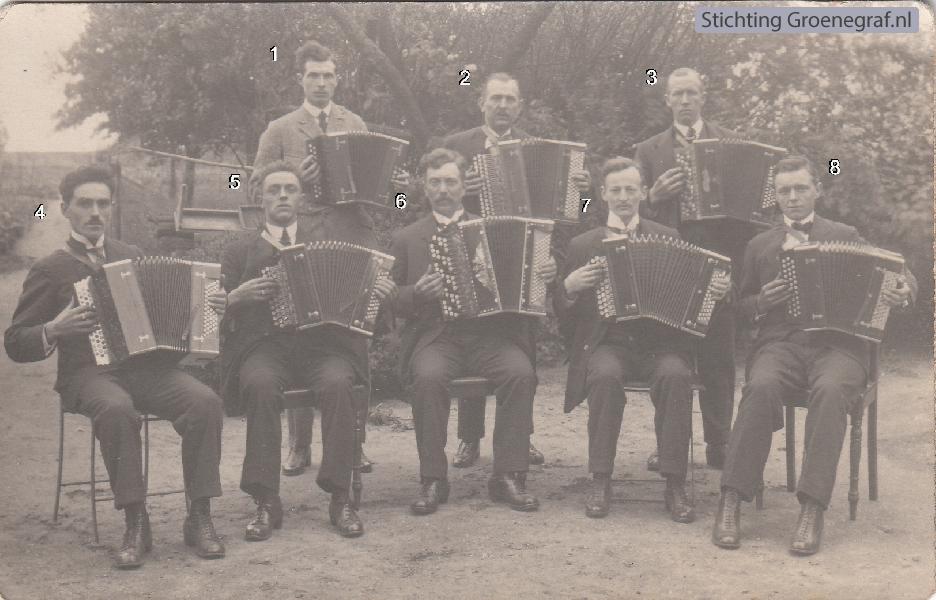 Baarnse en Soester accordeonisten