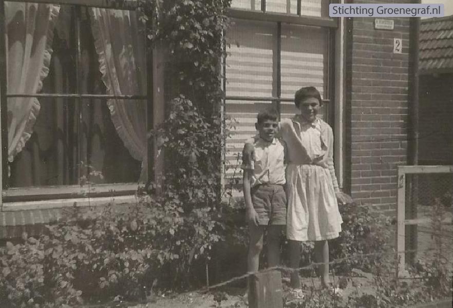 Hendrikus en Carla Versteeg