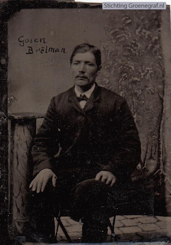 Gosen Johannes Brölman