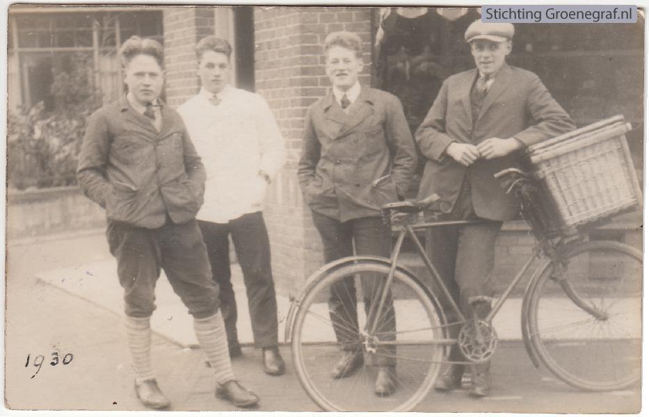 Dirk, Goos en Klaas Brölman