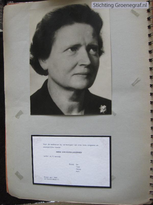 Anna Lagerweij