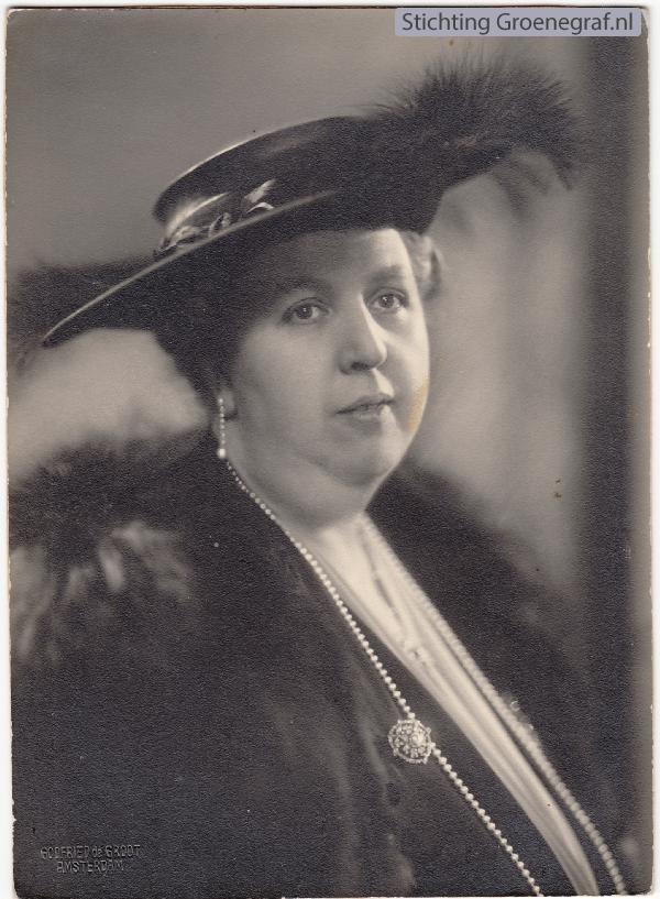 Jacoba Johanna Maria Cornelia Agatha Hooft Graafland