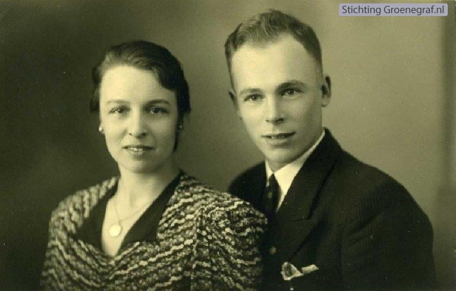 Hendrk Johan Krijt en Sjoerdtje Hofstra verloofd