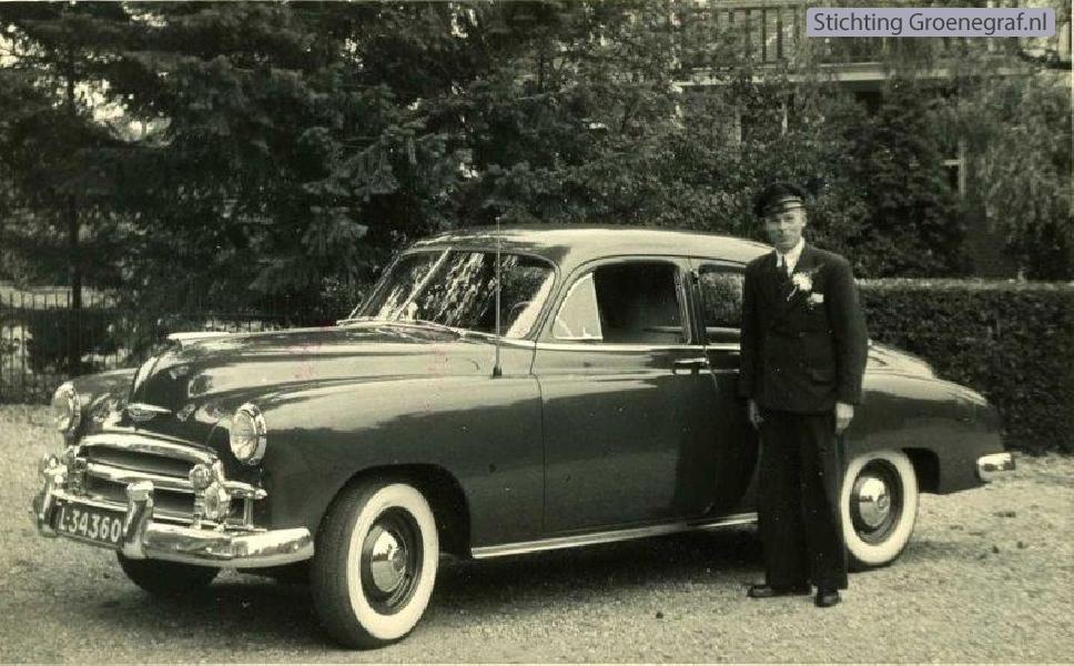 Hendrik Johan Krijt, taxichauffeur