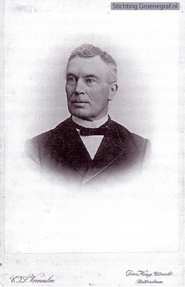 Jan Gerrit Gabriel Moorrees