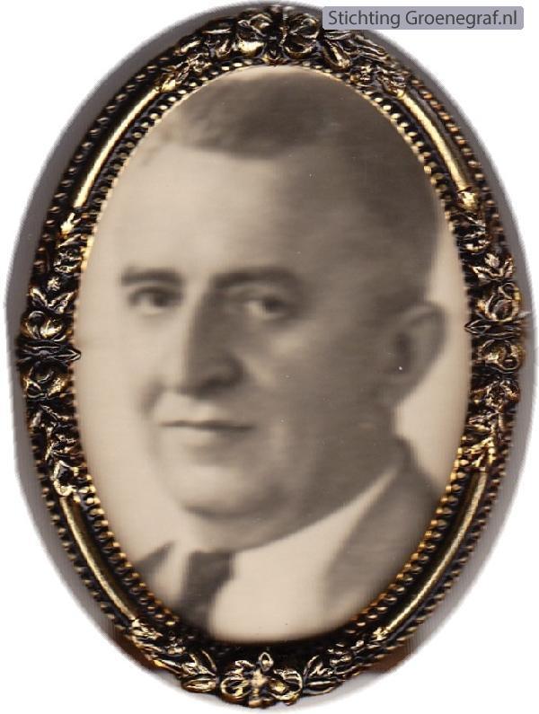 Bernardus Adrianus Mattheus Karhof