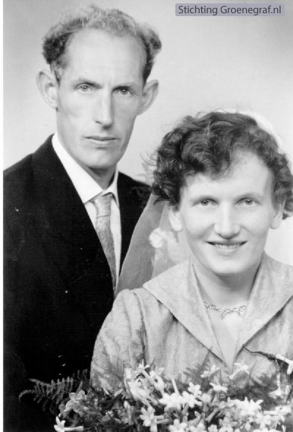 Maria van Hagen en Johannes Antonius Gerardus de Jong