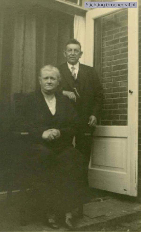 Catharina Koffrie en Teunis van Daal