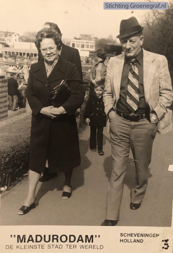Klara Moras en Johannes Breunesse