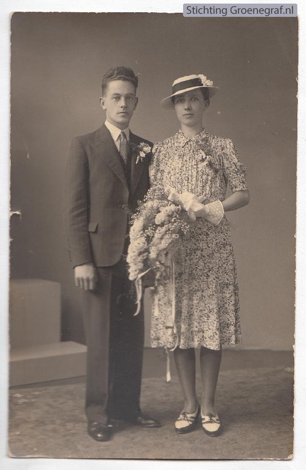 Hendrik Mooij en Cornelia de Vos