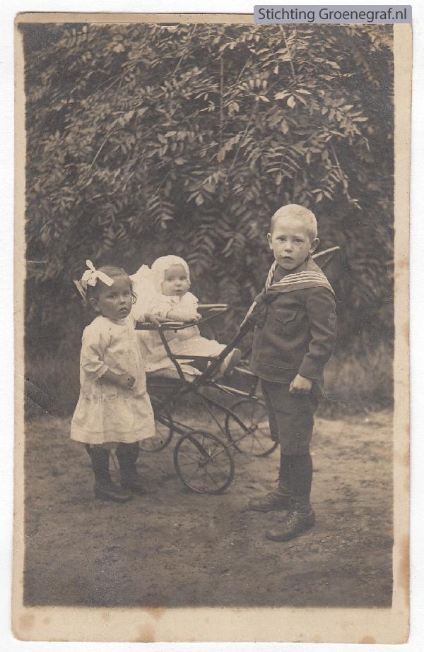 Johanna Cornelia Mooij, Klasina Mooij en Hendrik Mooij