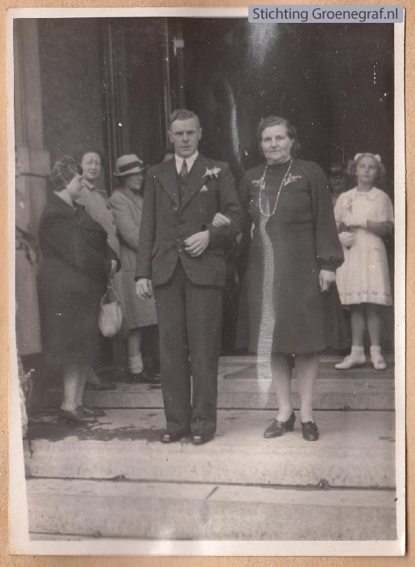 Cornelis Kleijn en Aalbertha van Essen