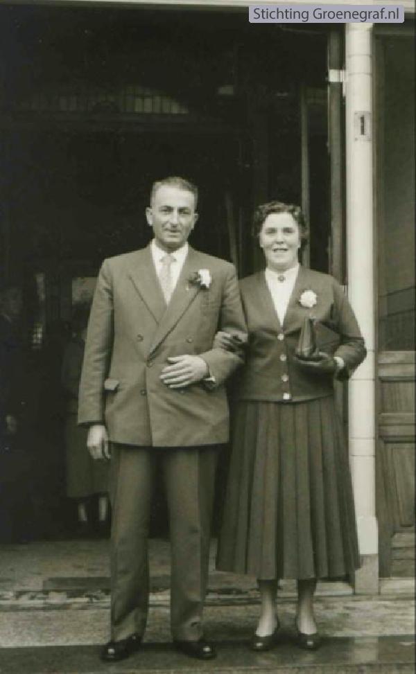 Jan van Daal en Annigje Heinhuis