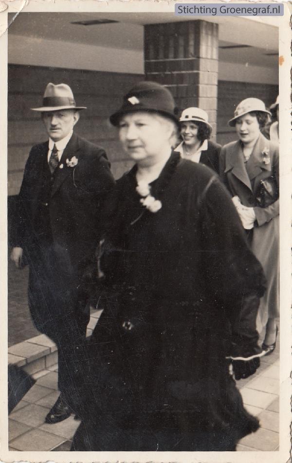 Karel Harmsen en Anna Hendrika Pleij