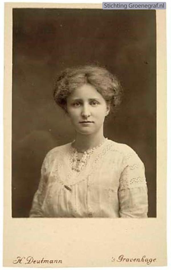 Sophie Marie Johanna van Leersum