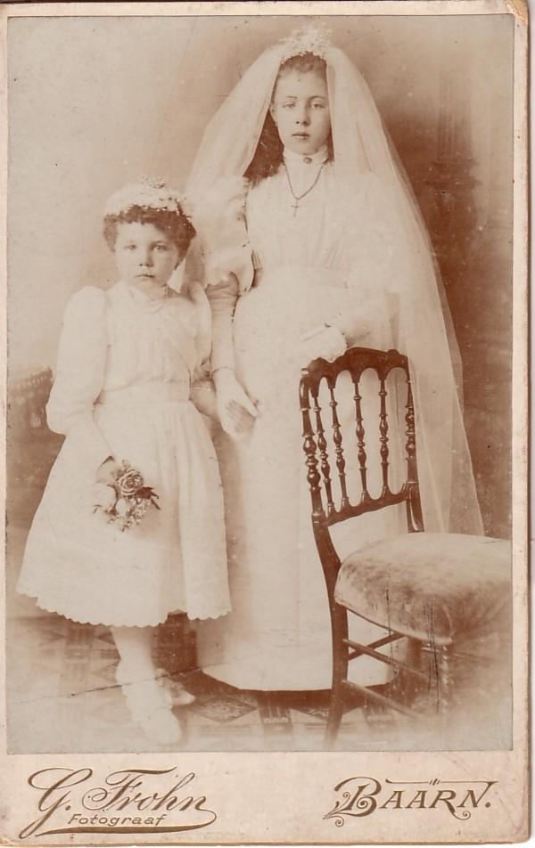 Aletta Engelina Antonia en Maria Louisa Adriana van Dijk