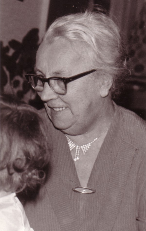 Cornelia Snijder tachtigste verjaardag