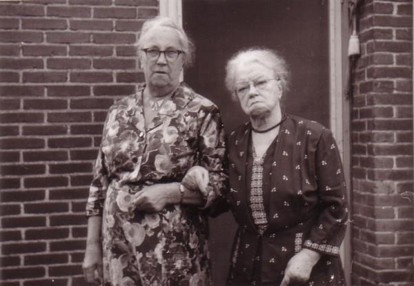 Cornelia Snijder en Maaike Snijder