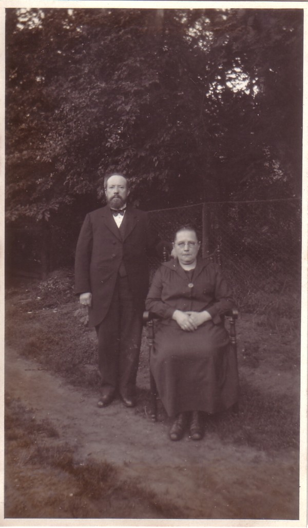 Fredrik Johan Lammers en Johanna Lizabeth van Eck