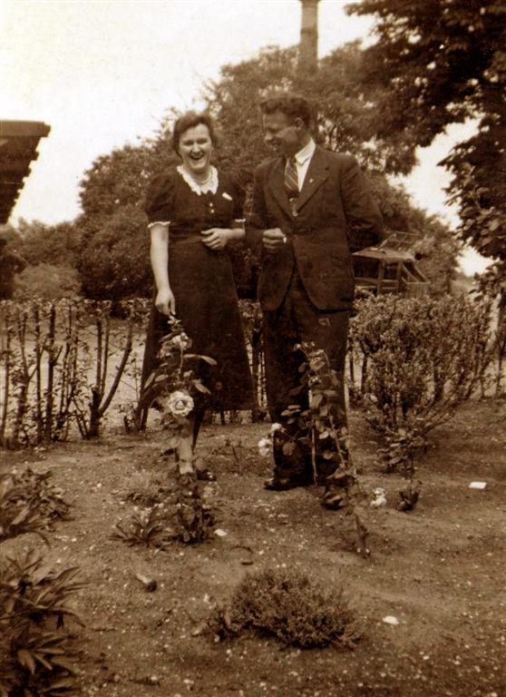 Antonia Roos en Anthony Slagboom