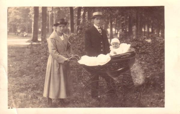 Alida Radstok, Mathijs de Ruiter en zoon Willem de Ruiter