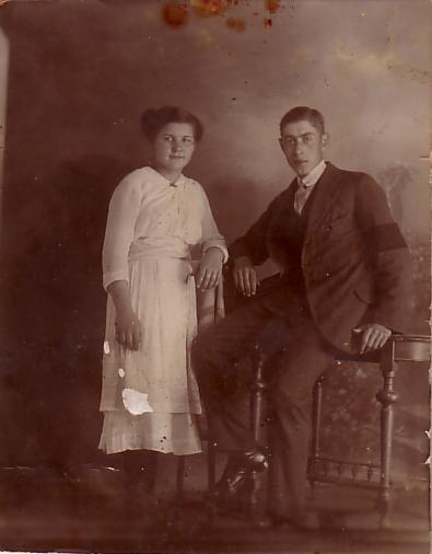 Alida Radstok en Mathijs de Ruiter
