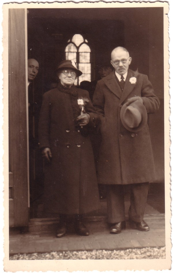 Francina Maria Snijder en Willem van der Horst