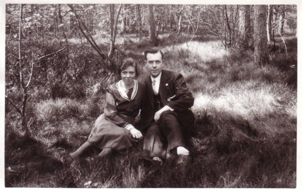 Elisabeth van der Horst en Antoni Lambertus Lammers