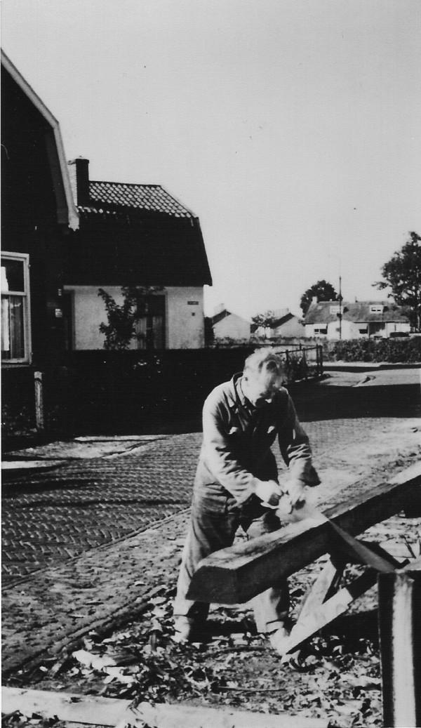 Wagenmaker Marien Pieter van den Berg