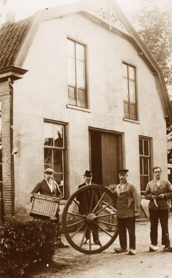 Wagenmaker Van Ree