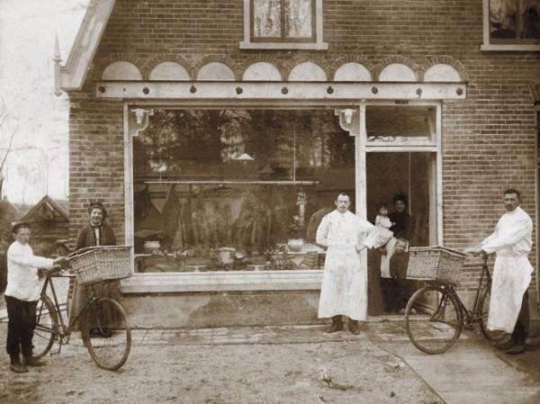 Hesp slagerij in Soest