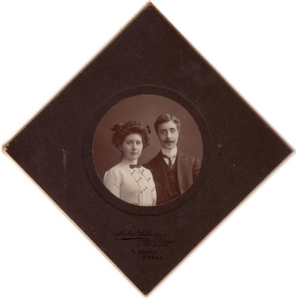 Louise Maria Johanna van Dijk en Franciscus Hendricus Josephus Kuijpers