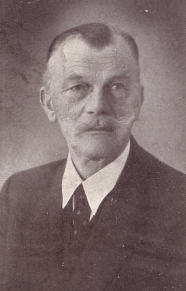 Foto  Bernardus Johannes Josephus Wijkamp
