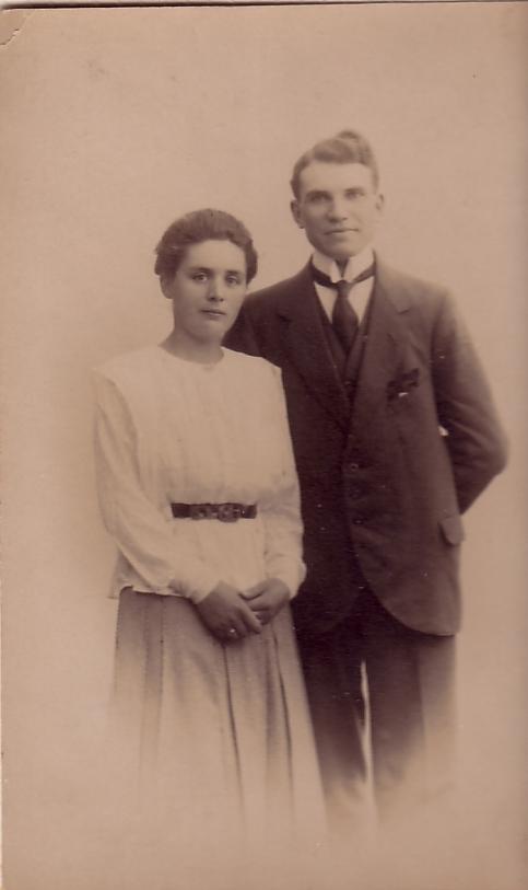 Adriana Johanna Maria van Dijk en Henricus Gerardus van Lier
