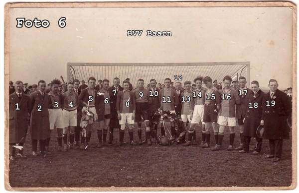 Foto  Voetbalvereniging BVV Baarn