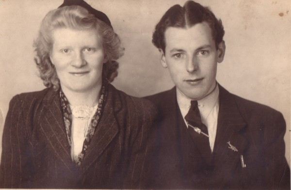 Margaretha Broerze en Frank v.d. Krol