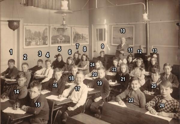 School met de Bijbel Baarn