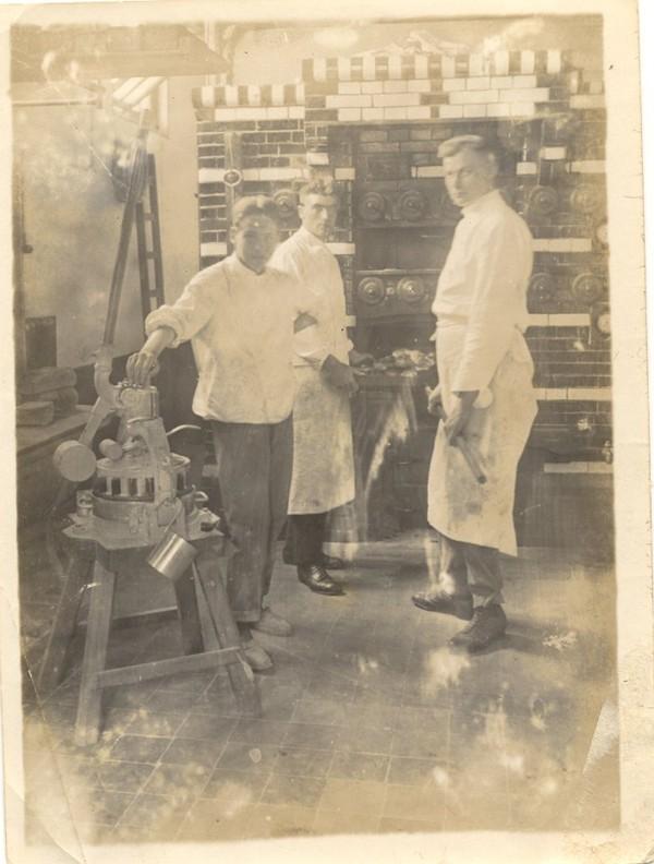 Lambertus Roskamp en Friederich Wilhelm Roskamp